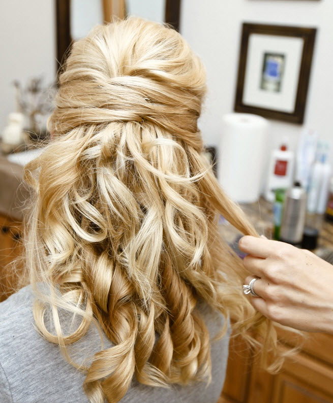 Hairstyle Ideas For Wedding: Top Wedding Hair & Makeup Ideas From Pinterest