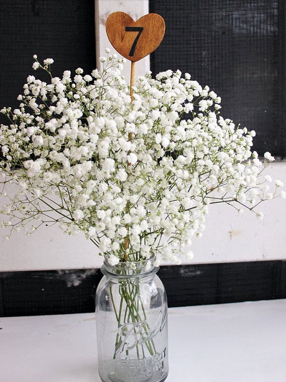 12 Wedding Centerpiece Ideas From Pinterest Lifestyle