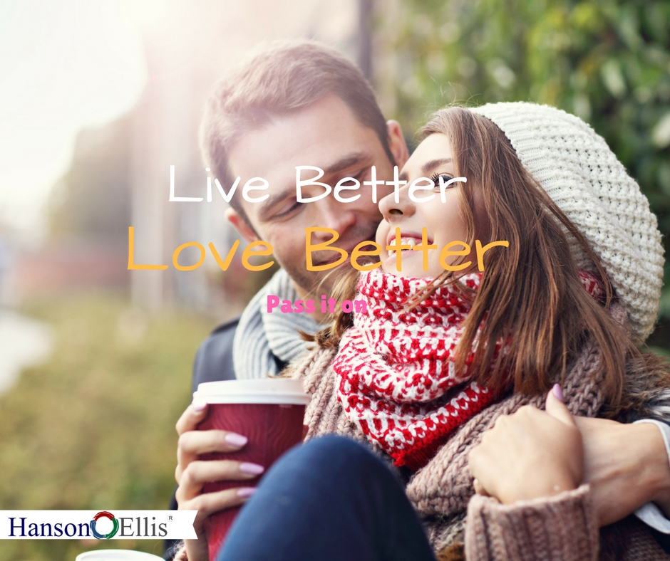 Live Better- Love in action