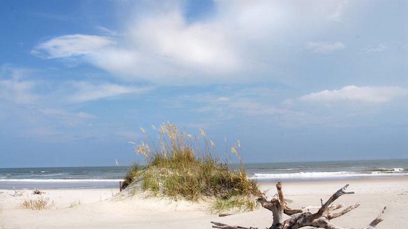 Hammocks Beach, North Carolina