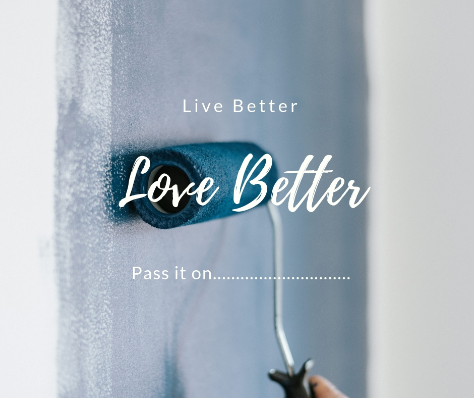 Better Than Yesterday- Restoration Project 2019