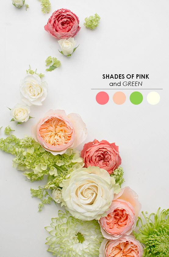 Top 5 Wedding Color Palettes For This Year