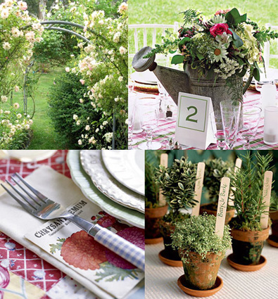 Fresh & Fabulous Spring Wedding Ideas | HansonEllis.com ...