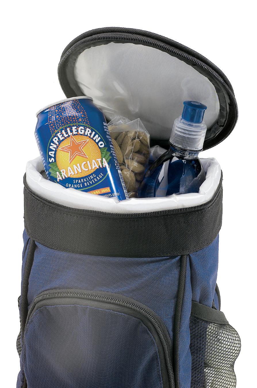 6 pack insulated golfer cooler bag