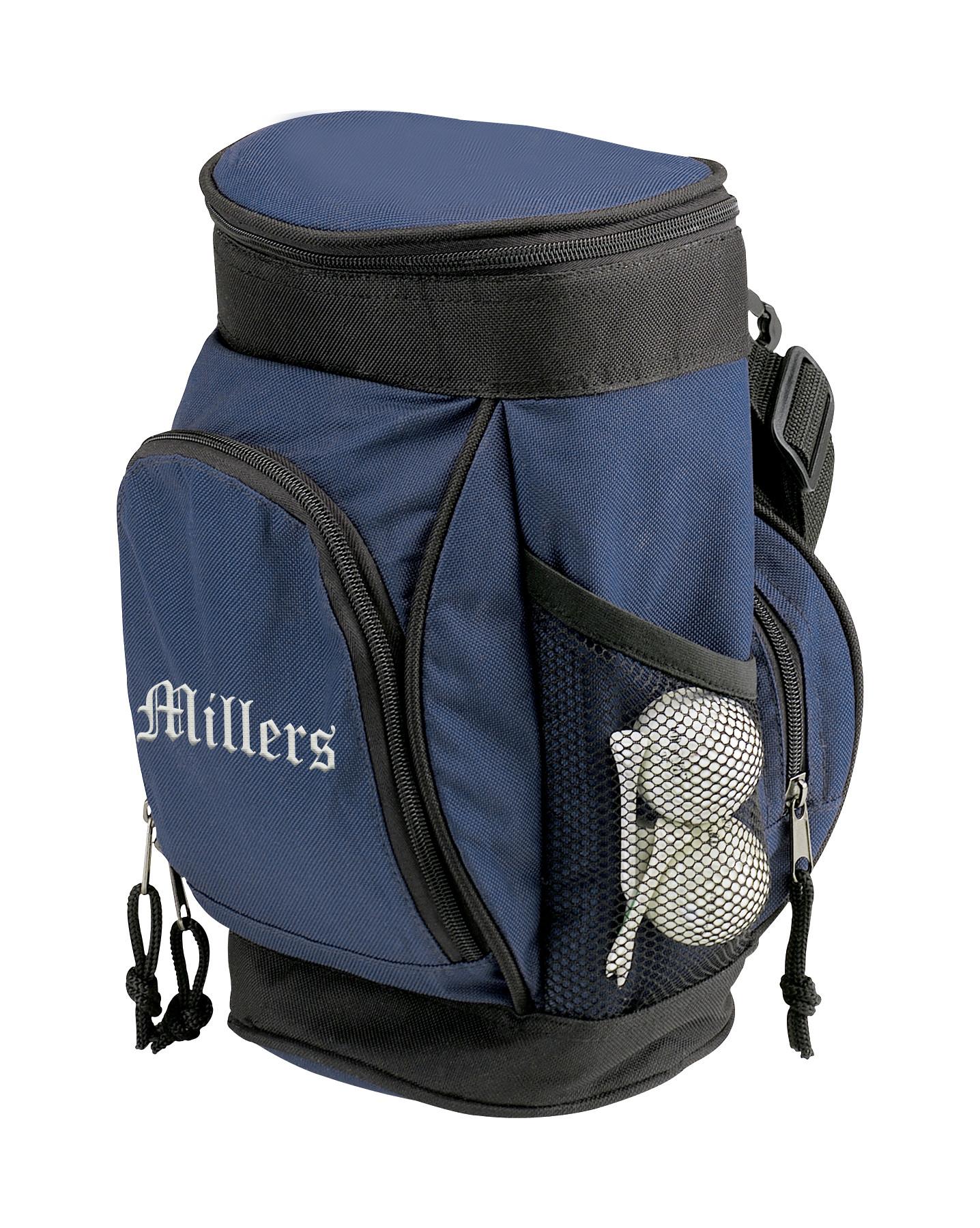 6 Pack Cooler ~ Pack insulated golfer cooler bag hansonellis