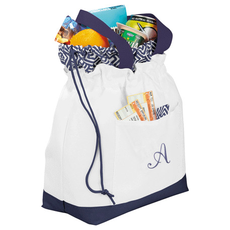 Drawstring Empire Cinch Lunch Cooler