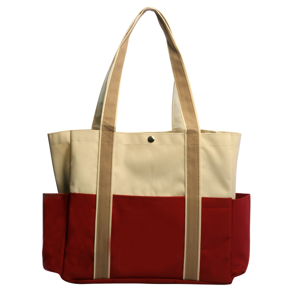 Bride Canvas Beach Tote Bag: HansonEllis.com