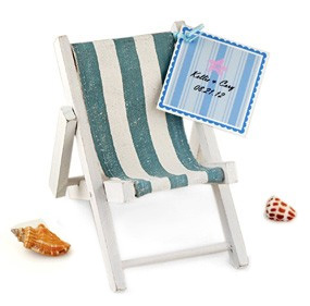 Mini Beach Folding Chair Favors