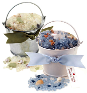 Beach Potpourri Pail Favor