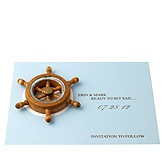 Ready To Set Sail Save The Date Cards