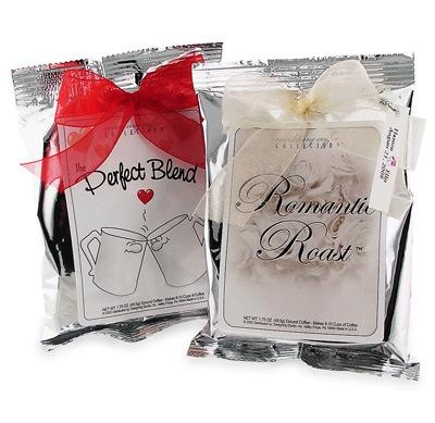 Bridal Coffee Pack Favor