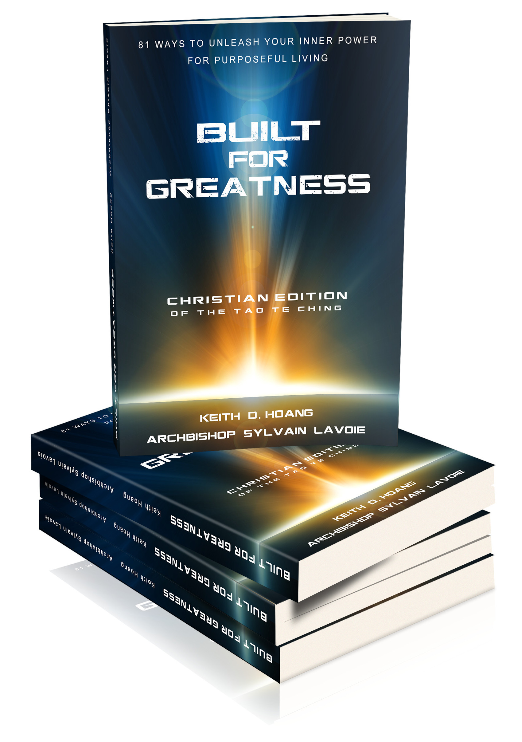 Built For Greatness - Your Path To God in Difficult Times - Coronaviris COVID-19