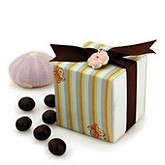 Butterfly Print Favor Box