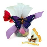 Monarch Butterfly Candy Bag