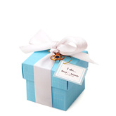 I Do Wedding Favor Box