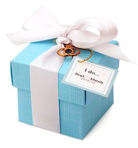 I Do Wedding Favor Box