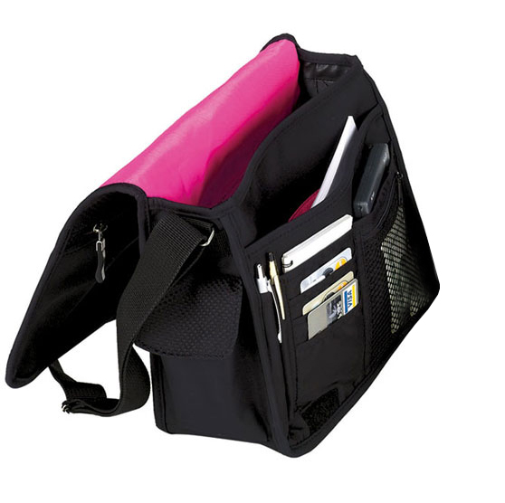 Chic Compact Organizer Office Tech Bag