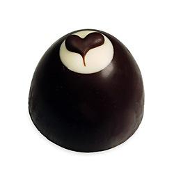 Chocolate Heart Truffle Bon Bons (Set if 24)