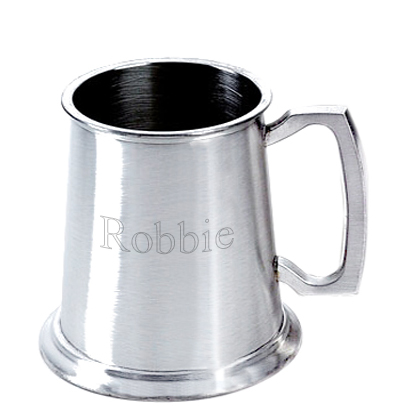 Personalized Classic Tankard Drinking Mug