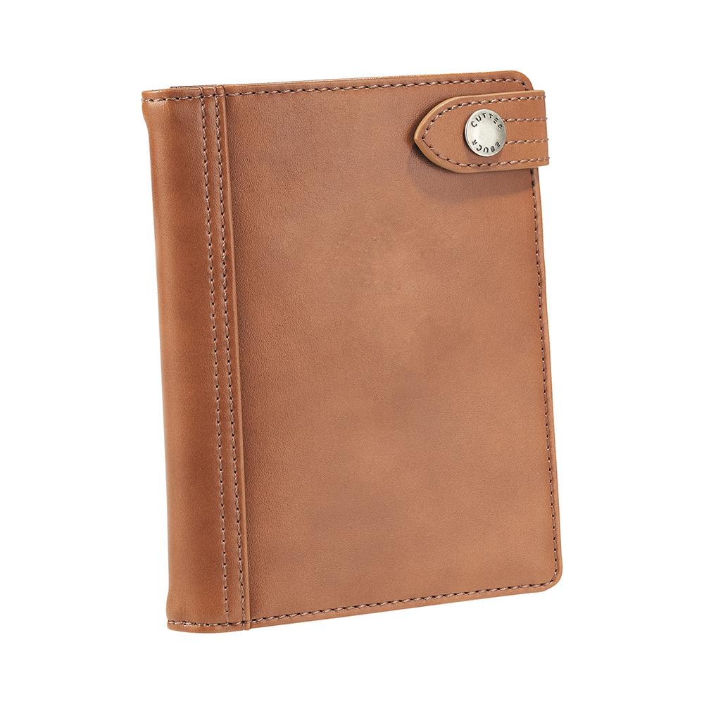 Legacy Leather Passport Wallet & Business Card Holder: HansonEllis.com