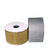 Metallic Net Ribbon