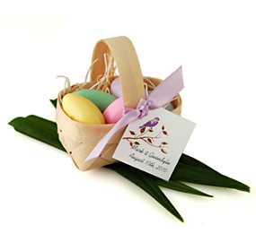 Mini Easter Basket Favor