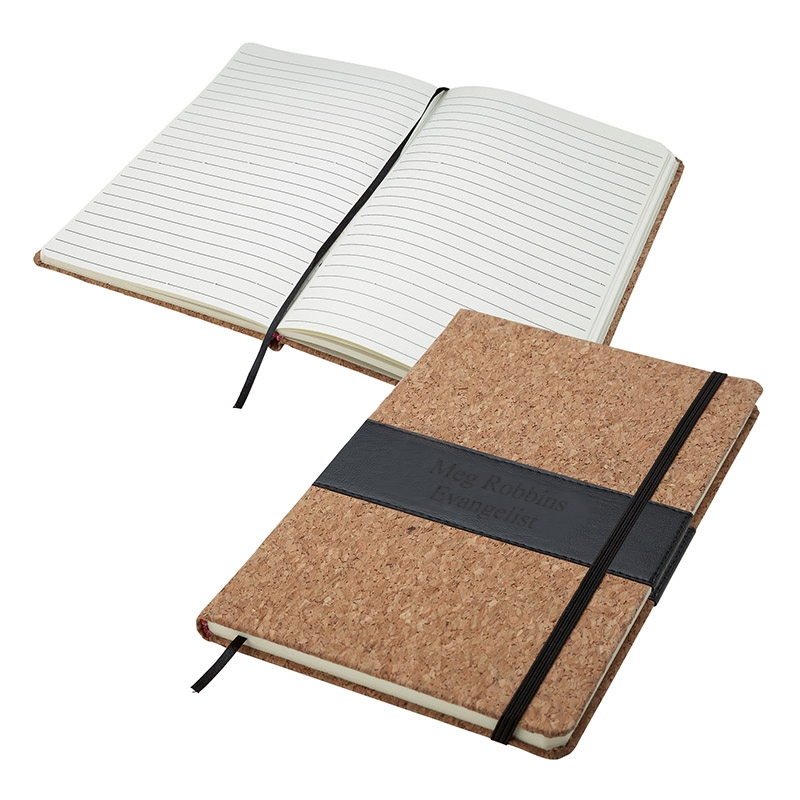 Natural Eco-Friendly Cork Life Journal