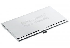 Business Card Case Holder