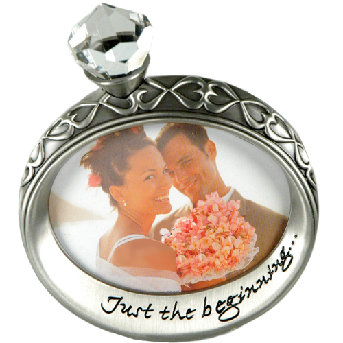 Everlasting Diamond Engagement Ring Picture Frame*