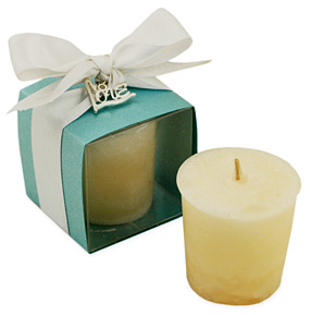 Vineyard Wine Candle in Wedding Gift Box: HansonEllis.com