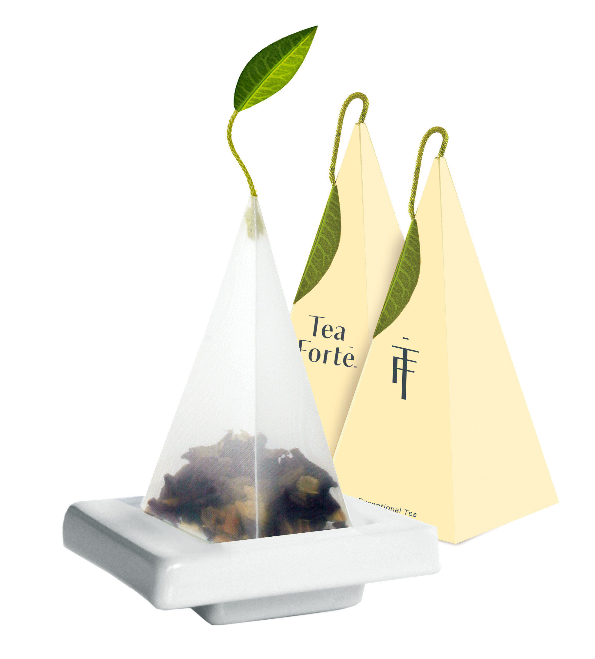 Oasis Green Herbal Tea-Licious Pyramid Bag Favor
