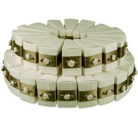 Wedding Cake Favor Box