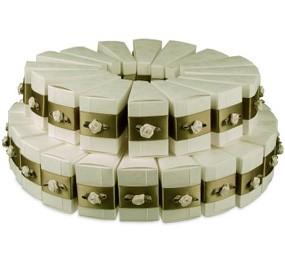 Wedding  Favors on Soap In Hawaiian Favor Box   4 97 Blushing Bride Purse Favor Box   2