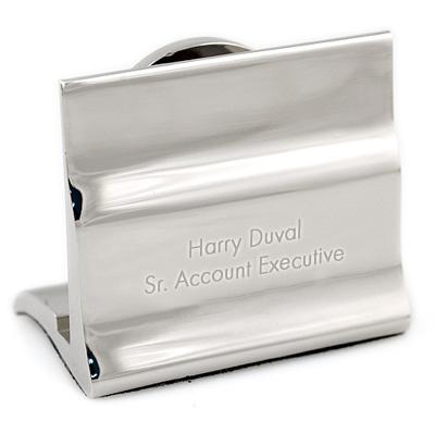 Silver horseshoe business card holder hansonellis silver horseshoe business card holder colourmoves