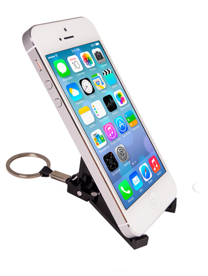 Smart Folding Stand Keychain for iPhone/Smart Phone