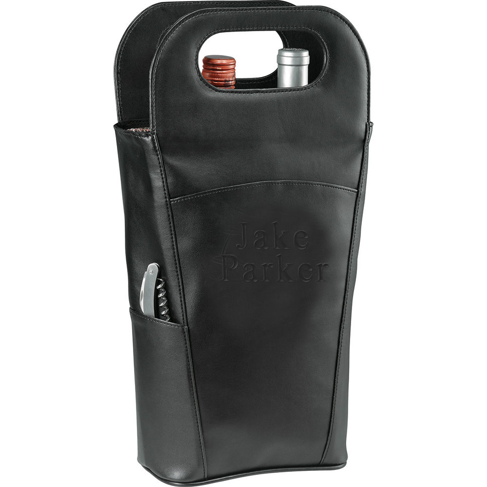 Personalized his hers unique gifts personalized double cooler insulated wine bottle tote bag reviewsmspy