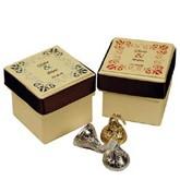 Italian Ivory Favor Box