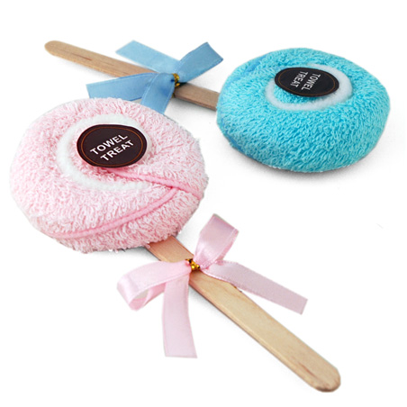 Lollipop Candy Towel Favor*