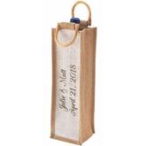 Eco Friendly Wine Tote Bag