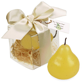 The Perfect Pear Candle Box*