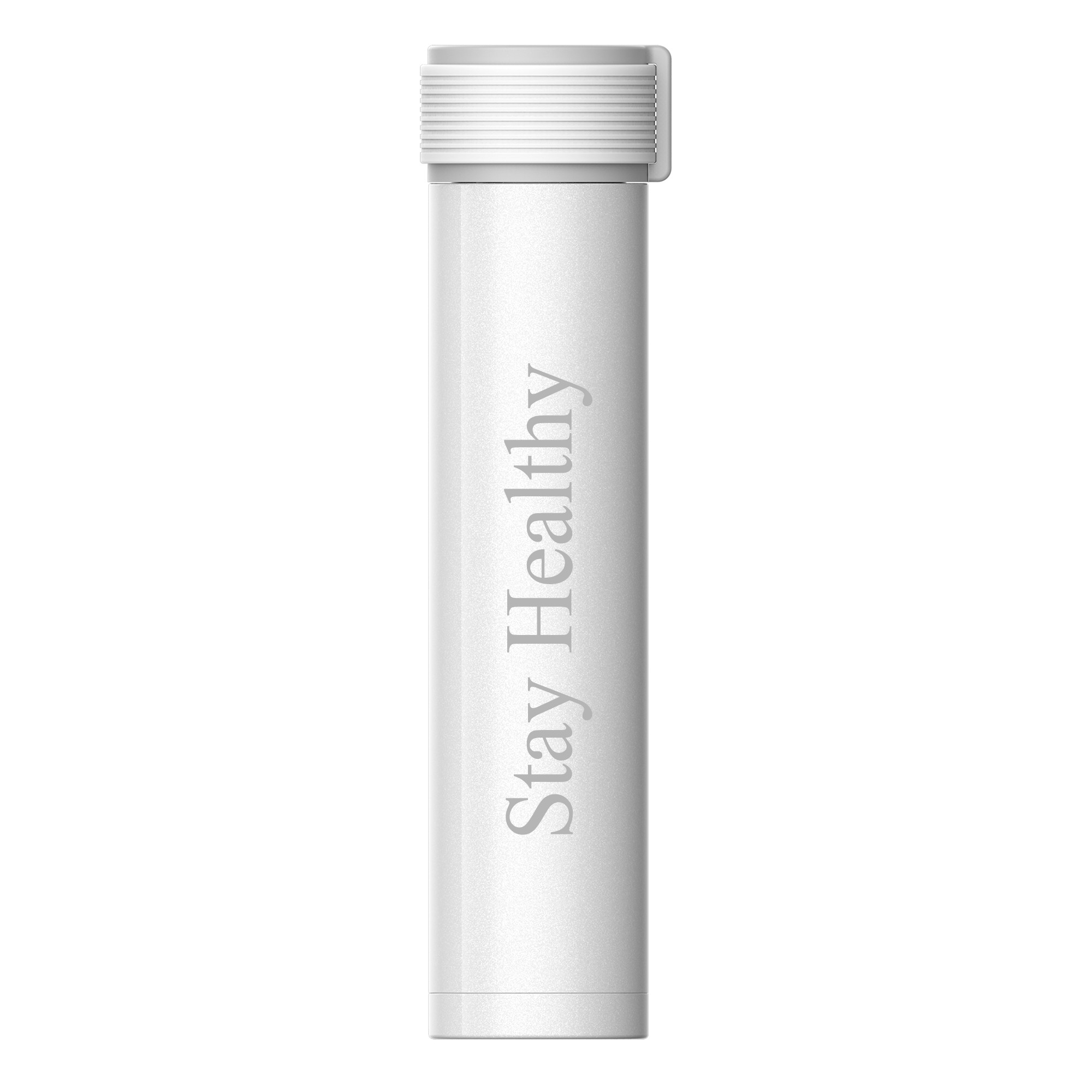 On The Go Fashion Chic Skinny Water Bottle (Cold or Hot)