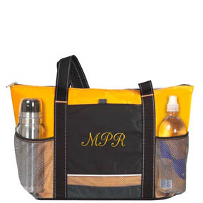 Personalized Garden Tote U0026 Tool Bag Personalized Sport Cooler Tote