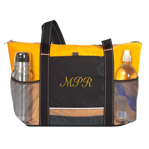 Personalized Sport Cooler Tote Bag*
