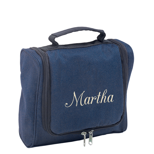 Personalized Travel Toiletry Bag