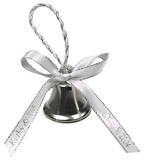 Personalized Bell Favor