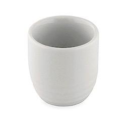 White Japanese Sake Cups (Set of 12)