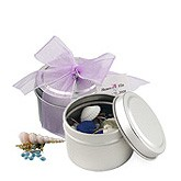 Sea Breeze Potpourri Favor Tin Can