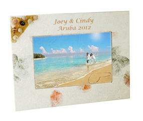 Beach Seaside Photo Frame*