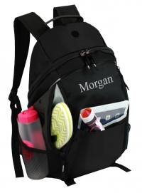 2 In 1 Sports Computer Insulated Cooler Compartment Outdoor Backpack