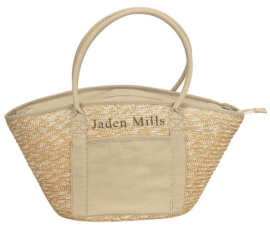 Eco Friendly Summer Beach Bag